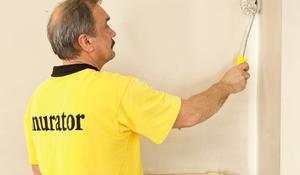 KROK VI - Malowanie ścian