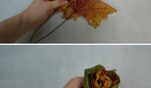 KROK III - Dołaczanie kolejnych liści